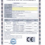 CE certifikat GSM telefon